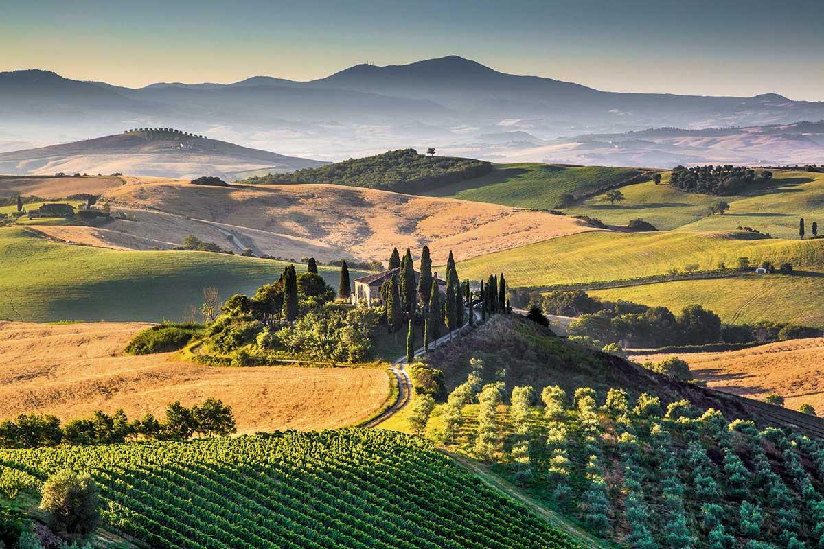 Stage Yoga en Toscane